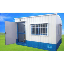 FRP Portable Security Cabin in Hyderabad, Telangana | Get Latest