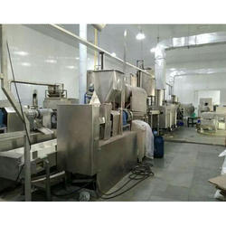 Kurkure Masala Coating Machine