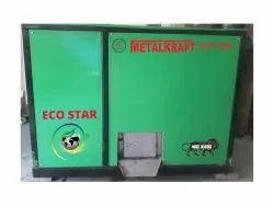 automatic organic waste composting machine