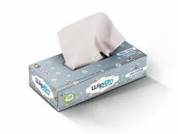 Wipon Facial Tissue Box for Gift & Crafts