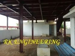 Commercial Steel Building in Chennai