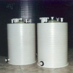 Spiral PP Pickling Tanks