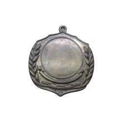 Zinc Alloy Silver Medal