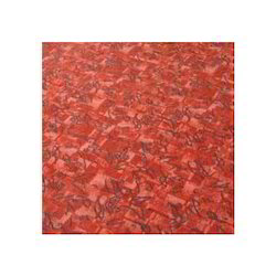 Red Modular Carpet Tile