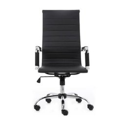 Stainless Steel Executive Office Chair