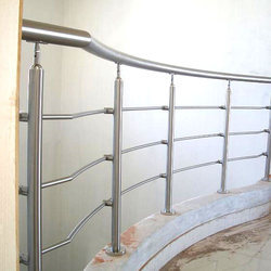 Modular Glass Railing