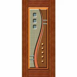 Door Design Paper Print
