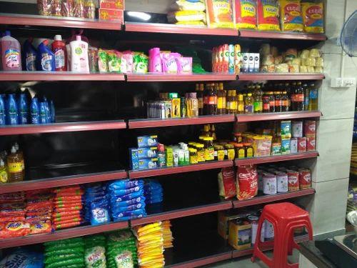 Supermarket Display Racks - Patanjali Display Rack