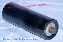 Conveyor Roller for Ceramic Plants