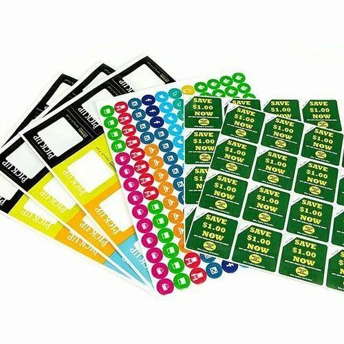 Pvc sticker printing services