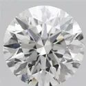 2.06ct Lab Grown Diamond CVD G VS2 Round Brilliant Cut IGI Certified Stone