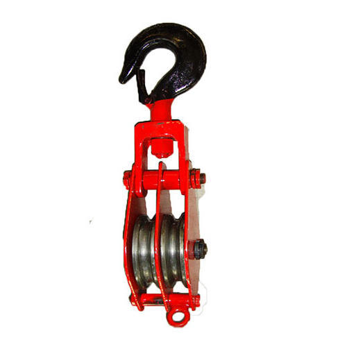 Wire Rope Pulley, Capacity: 0.5 ton