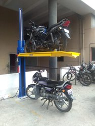 Bike Parking Lift