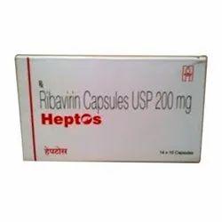 Heptos 200 Mg Capsules