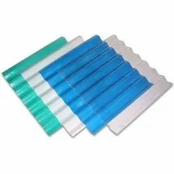 UV Stabilized Fiber Reinforced Glass Sheet
