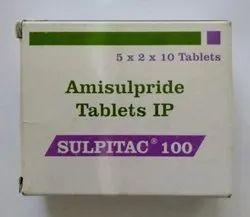 Sulpitac 100 Mg