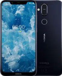 Black Nokia 8 Sirocco Mobile Phone
