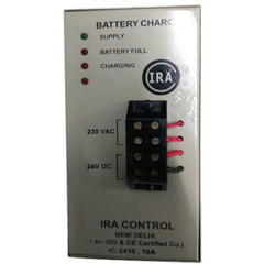 Electric Battery Charger, Model No.: IC-2408.IC-2410
