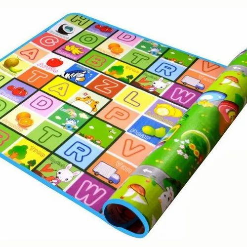Baby Play Mat, Floor Crawling Educational Double Sided Waterproof Carpet  for Kids at Rs 250/piece | Play Mat | ID: 21918387512