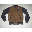 Full Sleeve Varsity Jacket