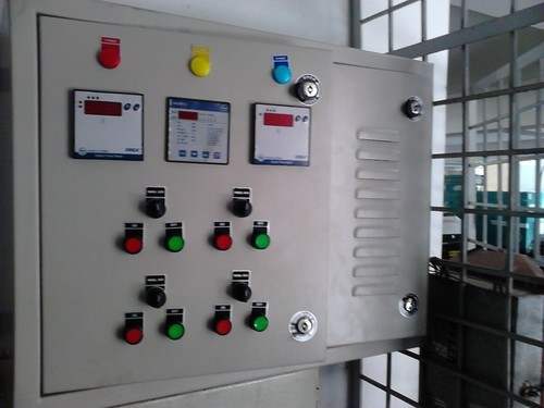 Control Panel Apfc Panel Manufacturer From Hyderabad