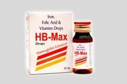 HB Max Haemoglobin Enhancer Drops