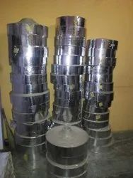 Printed Silver paper rolls, For Utility Dishes