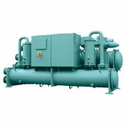 Automatic Canthus Refrigeration Water Cooled Chillers