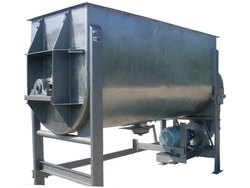 New Ms/Ss Horizontal Ribbon Blender, Model: RB1, Yes