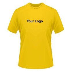 Customised Round Neck T Shirt