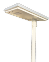 36W Premium Solar Street Light