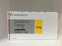 Everolimus Tablets 5mg