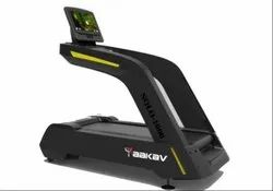 Aakav Fitness Solo-1000T Motorized Treadmill, For Gym, 200 Kgs