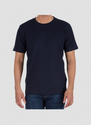 Plain Men Black T-shirt