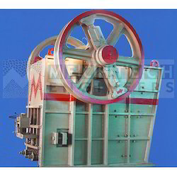 Electric Jaw Crusher Machine