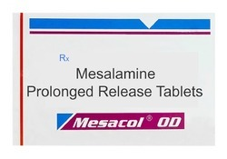 Mesalamine Prolonged Release Tablets
