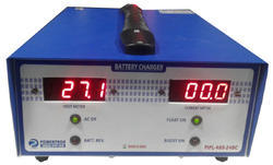 Stacker Battery Charger