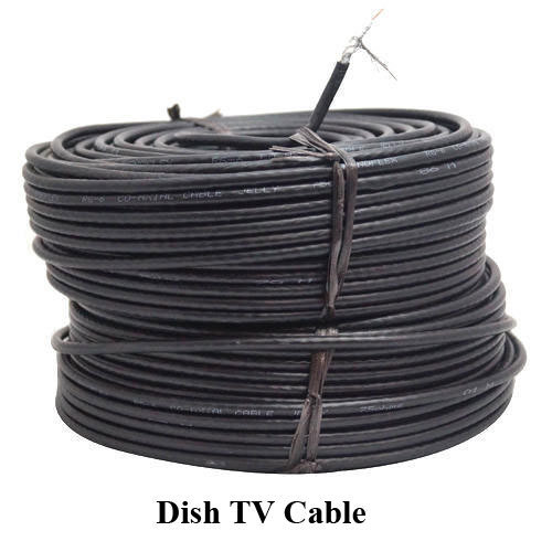 Dish Tv Cable At Rs 6 Meter Dish Cable Id 14454286412