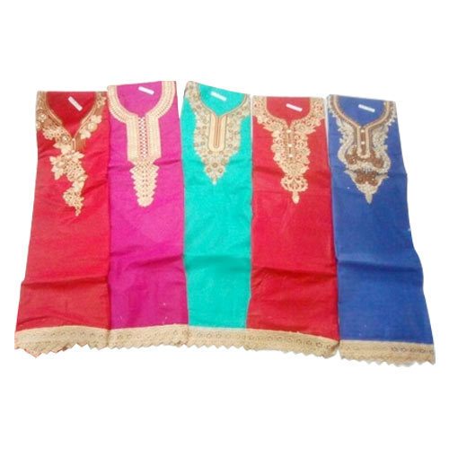 fe19a43604 Available In Many Color Unstitched Dress Material, Rs 280 /piece ...