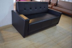 Size: 3 Seater Lrf SOFA, Cushion Back, Office room