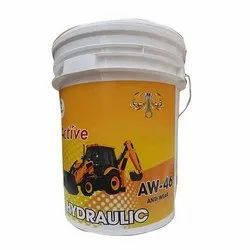 Anti-Wear Light Vehicle 68 Number Hydraulic Oil, For Industrial, Packaging Size: 20-25 Litres
