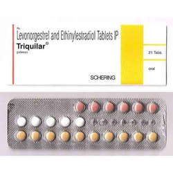 Levonorgestrel and Ethinylestradiol Tablet