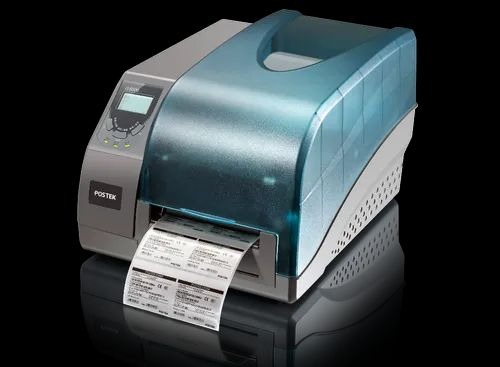 Postek G6000 Barcode Printer, Max. Print Width: 4.16 inches, Max. Print Length: 40 inches