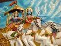 Kurukshetra Krishna Arjun Samvad