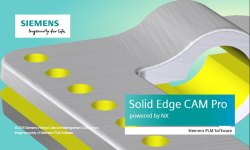 Solid Edge CAM Pro ( Powered By NX) Software Service