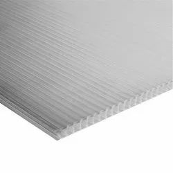 Grey PP Corrugated Sheet