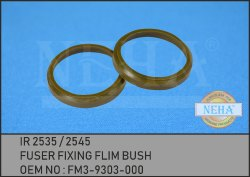 Fuser Fixing Flim Bush IR 2535 / 2545, FM3-9303-000