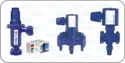 Industrial Ammonia Refrigeration Controls