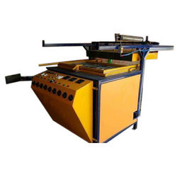 Disposable Thermocol Plate Making Machine