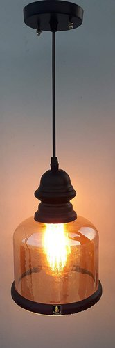 Valli Industries Incandescent Bulb Ceiling Hanging Pendant Light Fancy Light for Home